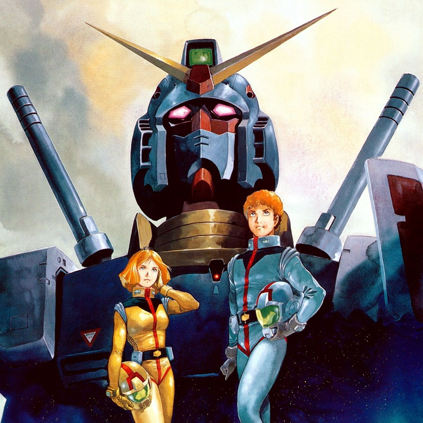 Café com Gundam